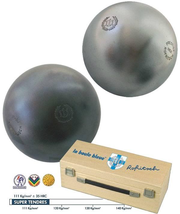 la boule bleue 111 carbone collector