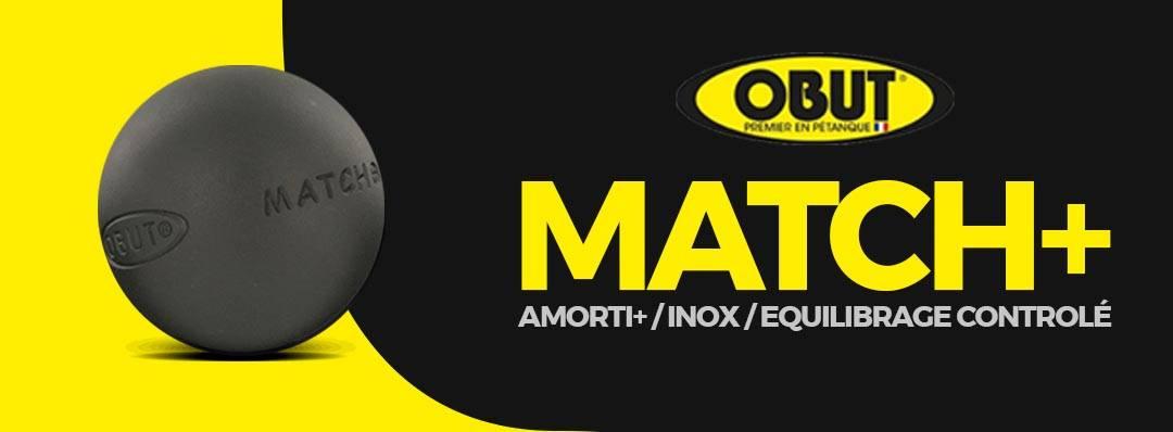 Obut match+