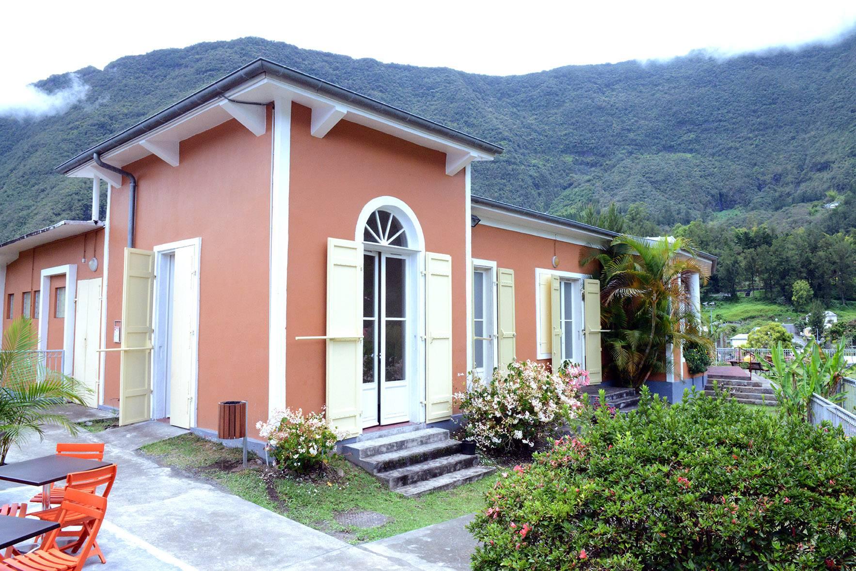 façade de maison