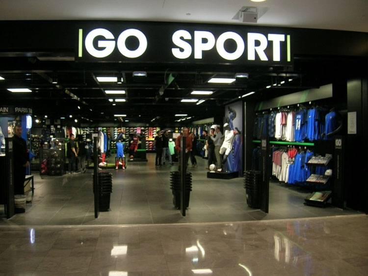 Go Sport Paris pétanque
