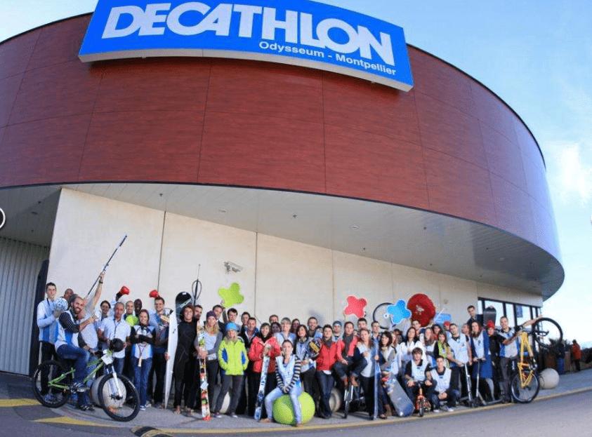 Décathlon Odysseum Montpellier