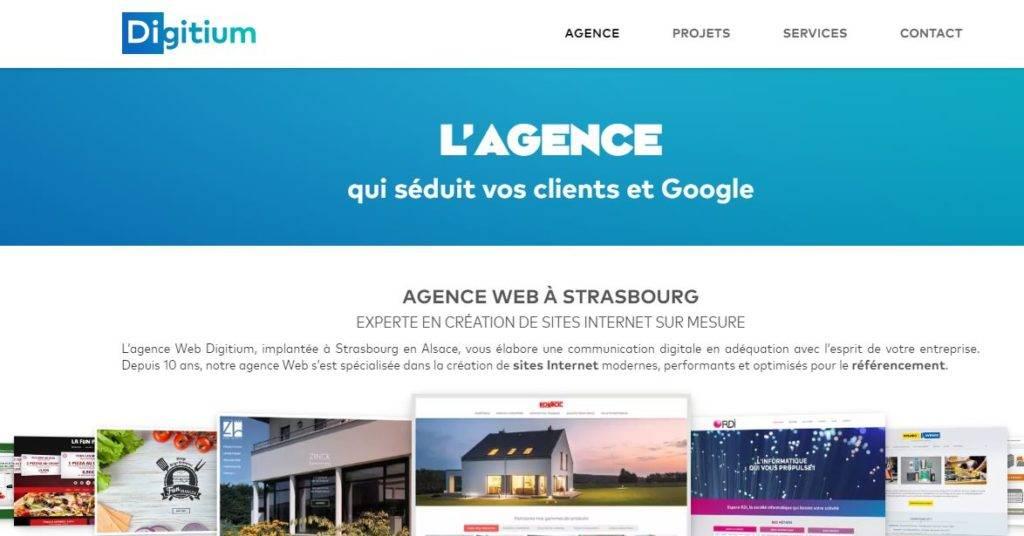 Digitum agence web Strasbourg