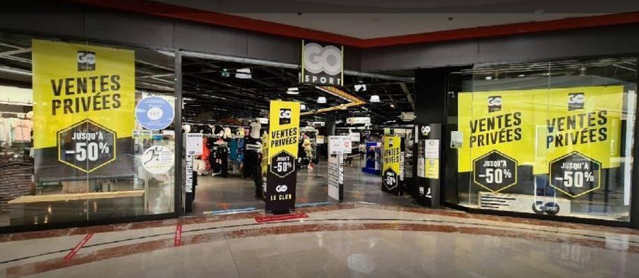 Go Sport Montpellier Lattes se trouve au centre commercial grand sud