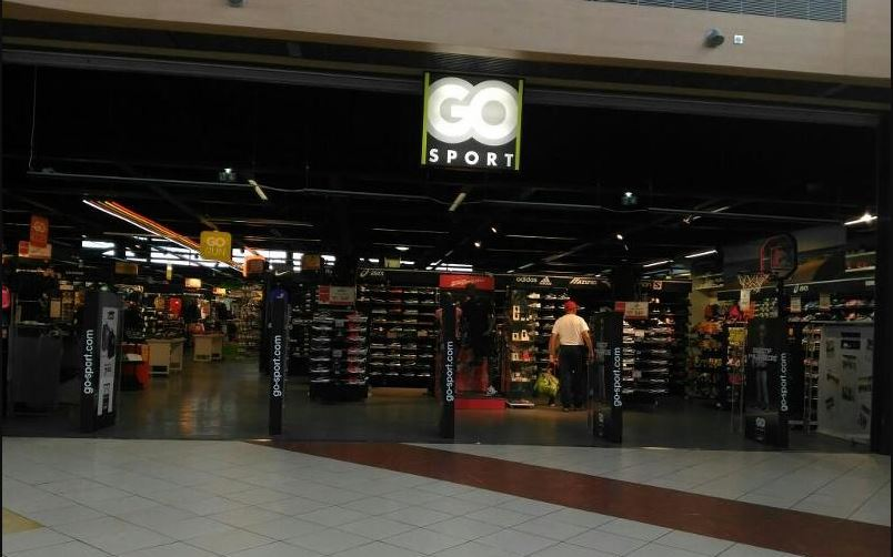 Magasin Go sport Toulouse Za gramont